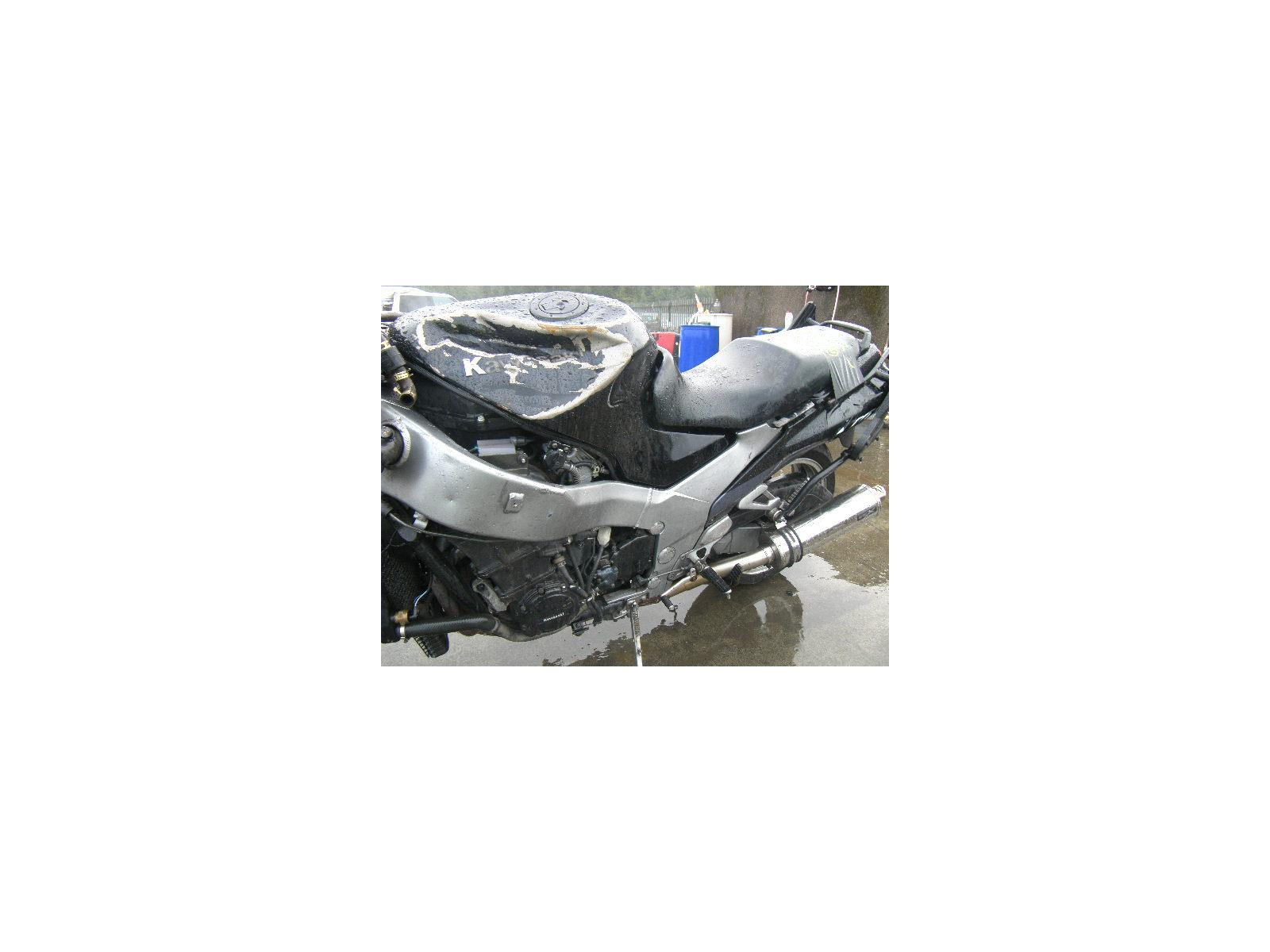 ... Kawasaki ZX 1100 - D6 (ZZR 1100) Road ...