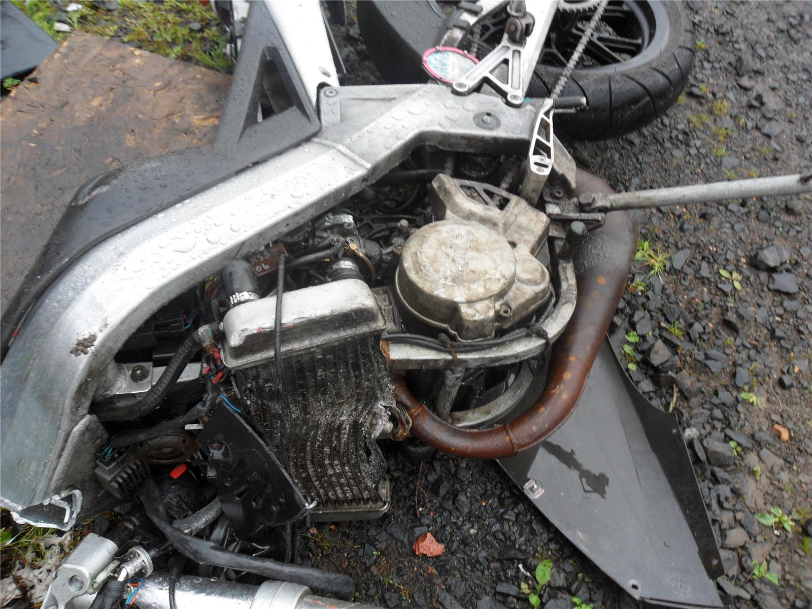 ... Aprilia RS 50 MOTORCYCLE ...