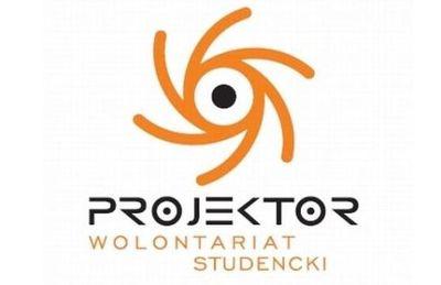 """Zajęcia w ramach programu Wolontariat Studencki """"Projektor"""" image"""