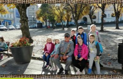 Jesienny spacer klasy 4b image