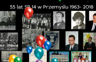 55-lecie Szkoły Podstawowej nr 14 w Przemyślu image