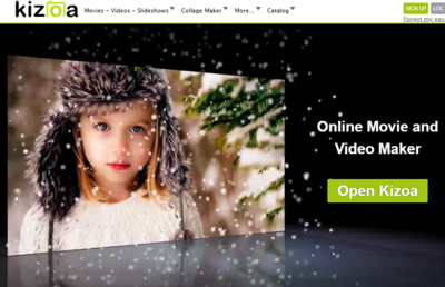 Erasmus+ Webby - prace uczniów klas ósmych w Kizoa Movie Maker image