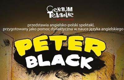 """Klasa 7c na spektaklu anglojęzycznym """"Peter Black"""" image"""