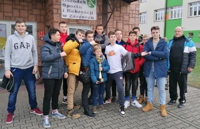 25 Międzynarodowy Mikołajkowy Turniej Piłki Ręcznej w Zarzeczu i Przeworsku image