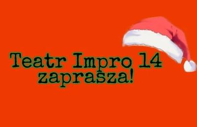 Świąteczne życzenia od szkolnego teatru IMPRO 14 image