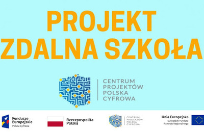 Projekt Zdalna Szkoła i Zdalna Szkoła+ image
