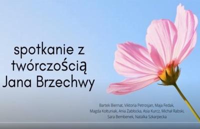 Teatr IMPRO 14 zaprasza na spotkanie z twórczością Jana Brzechwy image