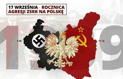 82. rocznica agresji III Rzeszy i ZSRR na Polskę image