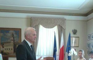 Spotkanie klasy 3a z Prezydentem Miasta Przemyśla. image