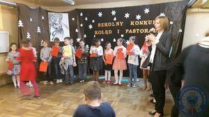 Szkolny konkurs kolęd i pastorałek klas 3