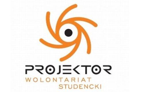 """Zajęcia w ramach programu Wolontariat Studencki """"Projektor"""" mainImage"""