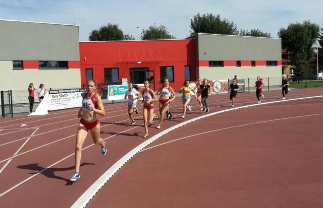 Indywidualne Mistrzostwa Miasta Przemyśla w Lekkiej Atletyce  - Igrzyska Młodzieży Szkolnej image