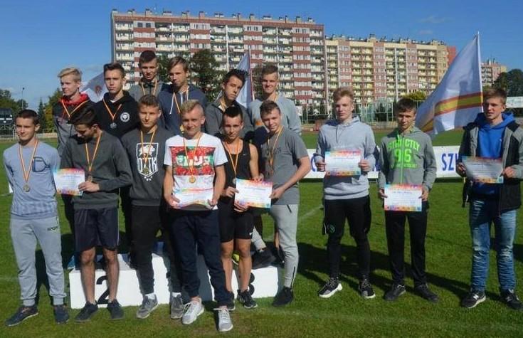 Znakomity występ na inaugurację sportowego roku szkolnego Podczas Igrzysk Młodzieży Szkolnej SZS w Rzeszowie image