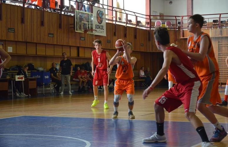Koszykarze w Pradze na turnieju Ligi Europejskiej