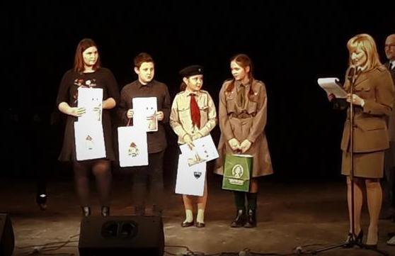 Sukces Magdy i Karola podczas III-go Dziecięcego Festiwalu PIOSENKA W MUNDURZE image