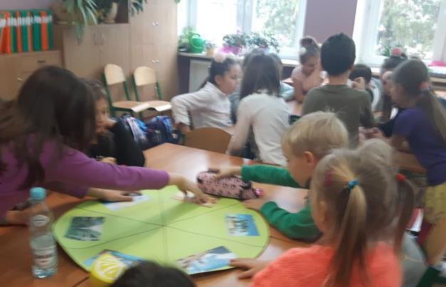 Andrzejki w klasie 2b