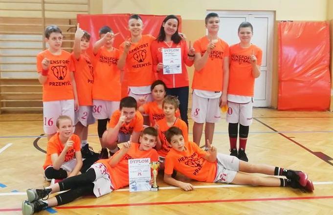 Koszykarze z Vc wywalczyli Mistrzostwo Przemyśla