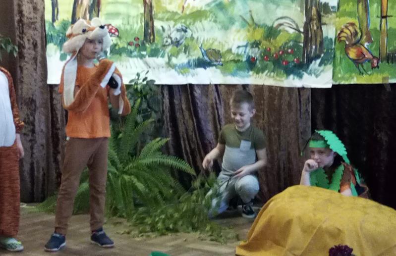 """Przedstawienie logopedyczne dla dzieci  z klas 1-3 pt """"O Królewiczu, który nauczył się wypowiadać magiczne zaklęcie"""" image"""