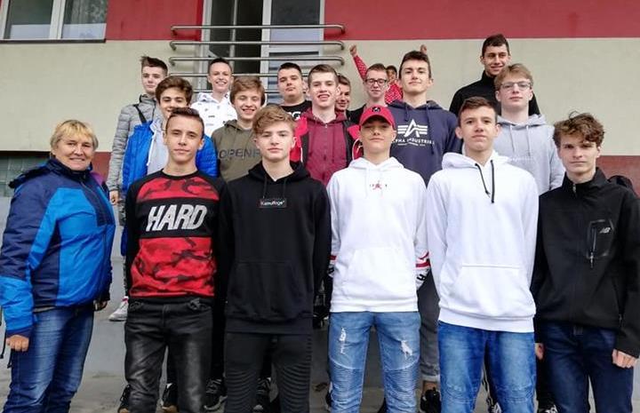 ZŁOTO dla naszej reprezentacji podczas Igrzysk Młodzieży Szkolnej w Lidze Lekkoatletycznej Chłopców image