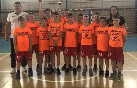 Finał Krajowy Mistrzostw Polski w Koszykówce Chłopców image
