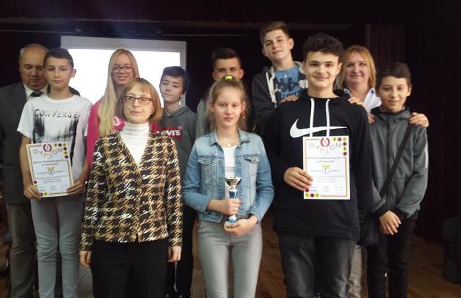 Złoto i srebro dla młodych szachistów image