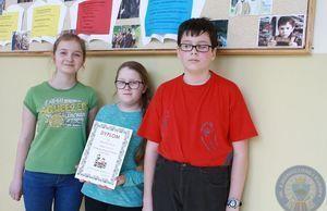 XVI Międzyszkolny Konkurs Czytelniczy