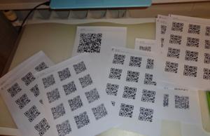 5b lekcja j.angielskiego z wykorzystaniem telefonów oraz kodów QR image