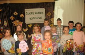 Wielkanoc w poezji dla dzieci