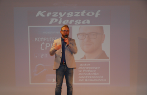 Spotkanie z Krzysztofem Piersą image