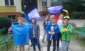 """Sprawozdanie z akcji """"Sprzątanie Świata"""" - Polska 2017r. image"""