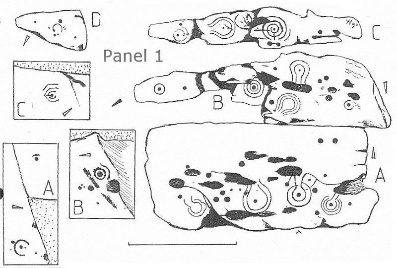 Plan of Broughton Mains (Dumfries and Galloway) by Maarten van Hoek (1995)