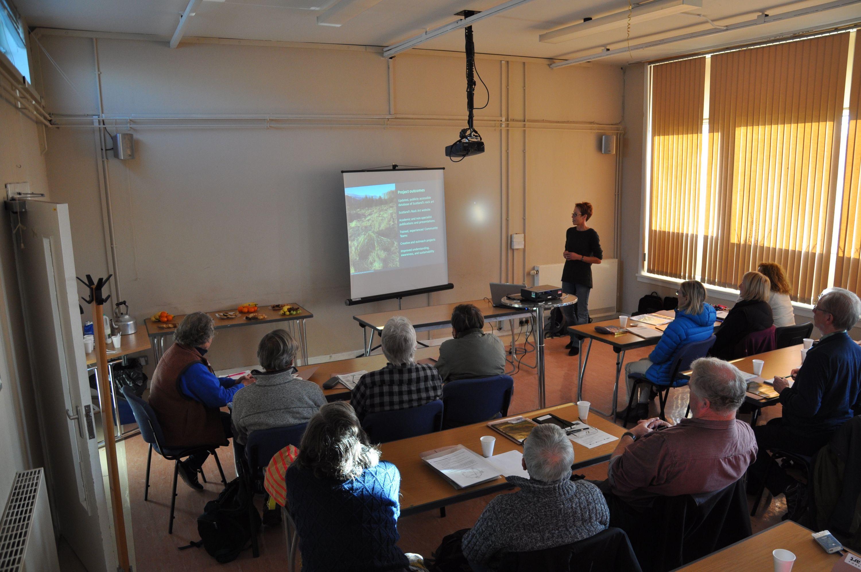 Training in Faifley (November 2017)