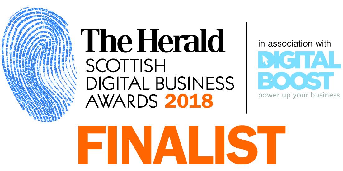 Herald digital 2018 finalist logo