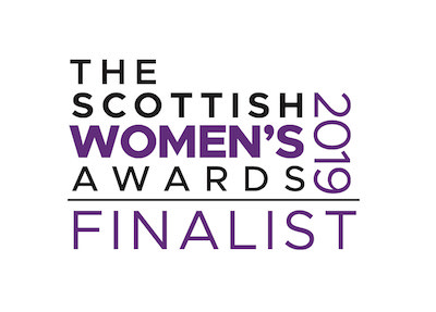 The Scottish Women's Awards 2019 finalist logo