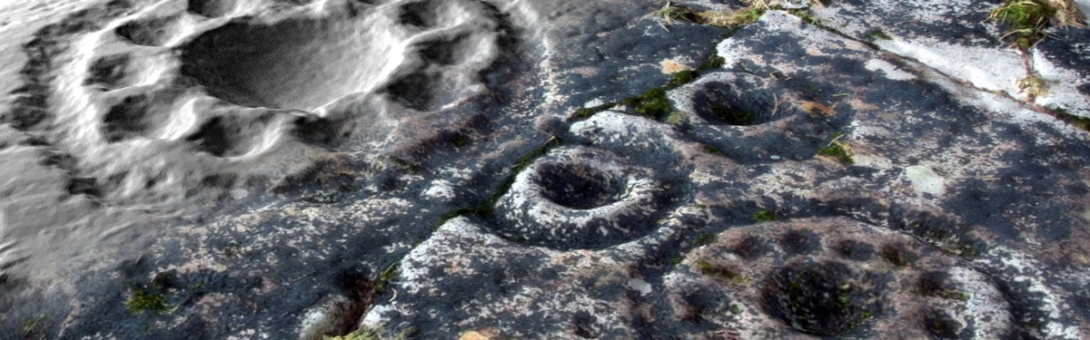 Detail of Ormaig (Kilmartin)