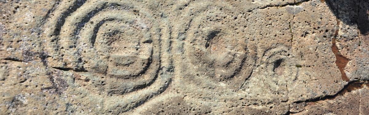 Detail of Cairnbaan
