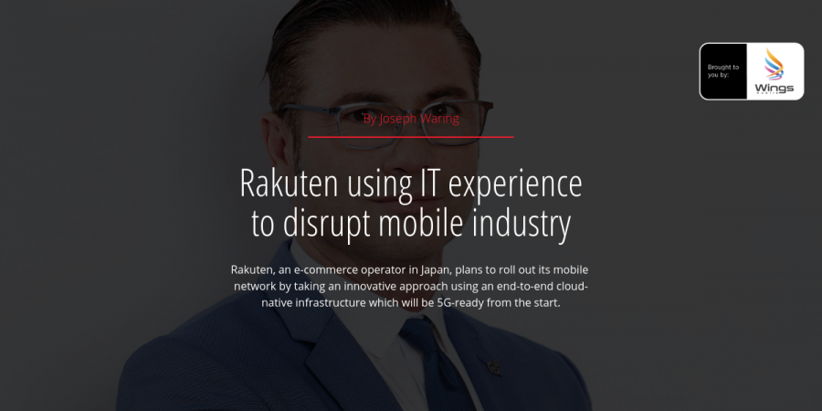 Rakuten using IT experience to disrupt mobile industry - MWC