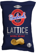 Seabrooks Sea Salted Straight
