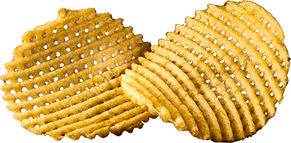 Lattice Crisps