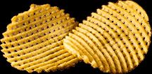 Lattice Cut Crisp