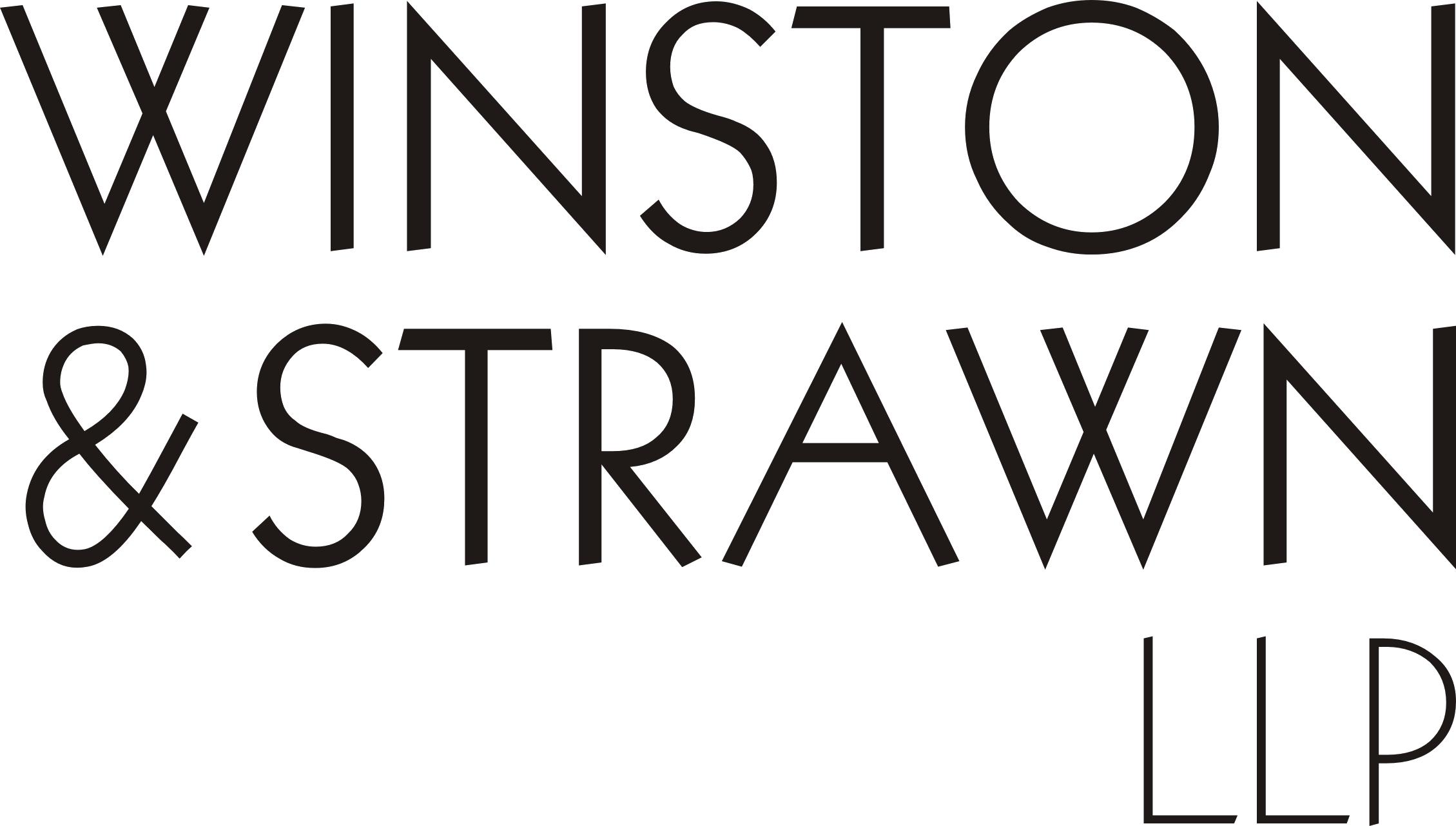 Winston Strawn logo