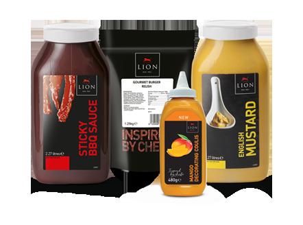 Lion sauces