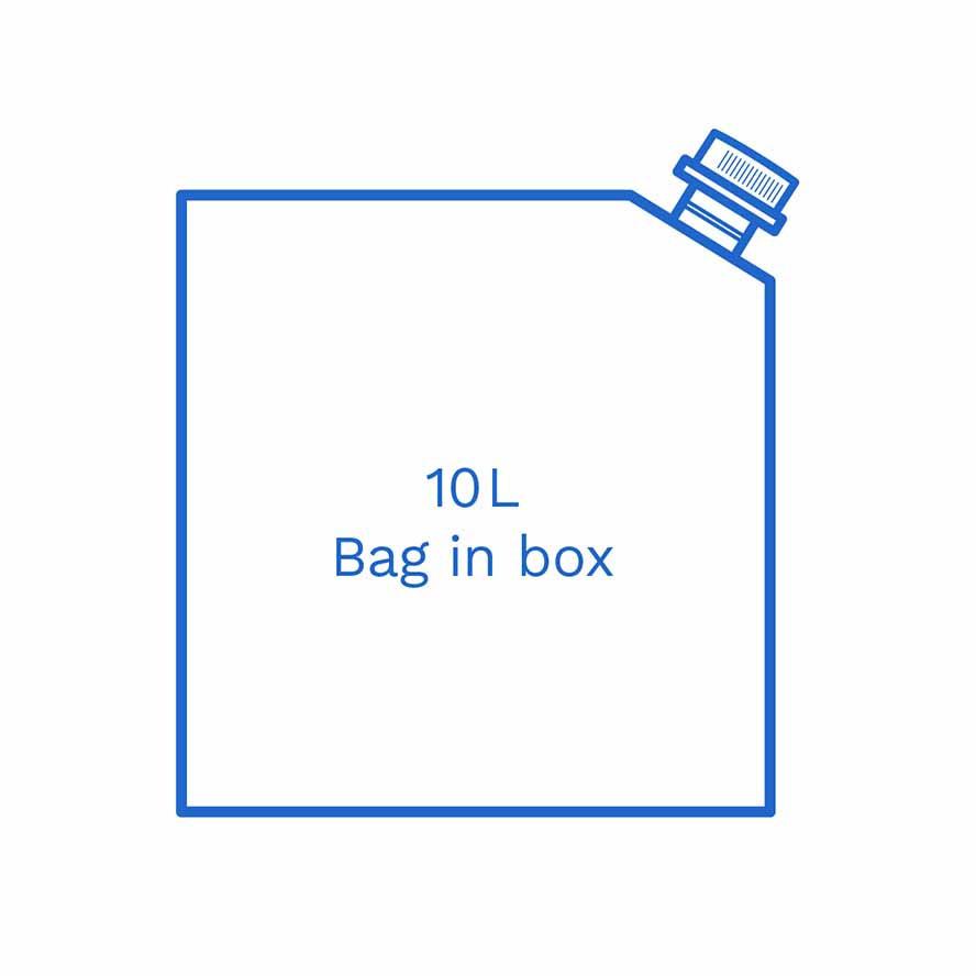 10 L Bag in box