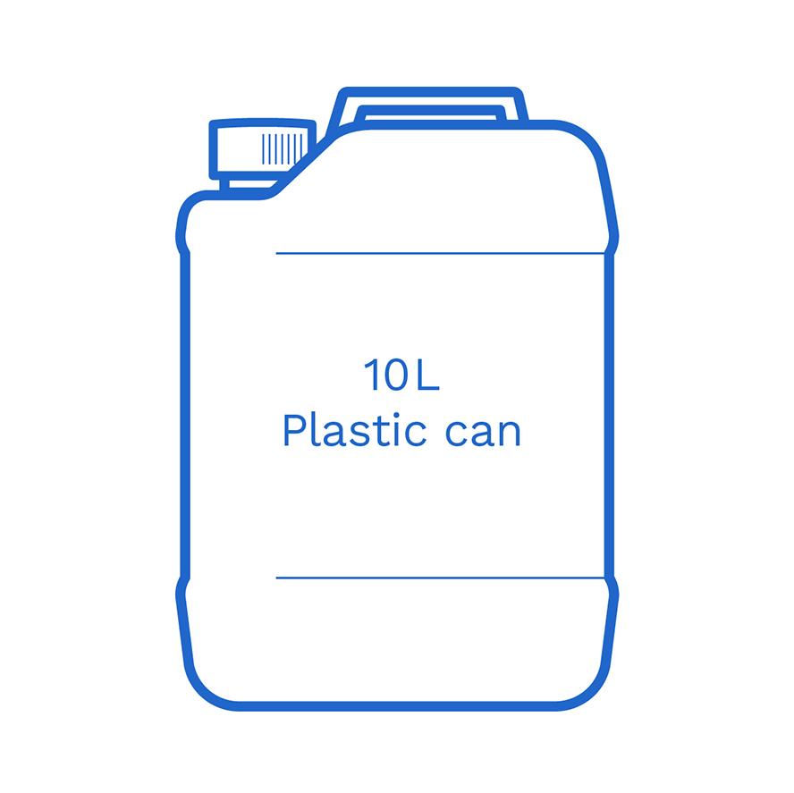 10 L Plastic can FSCE Karl