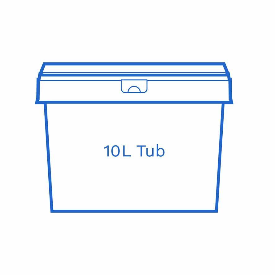 10 L Tub FSUK Hull