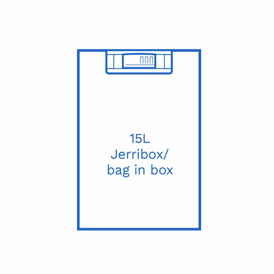 15 L Jerribox bag in box FSUK Hull