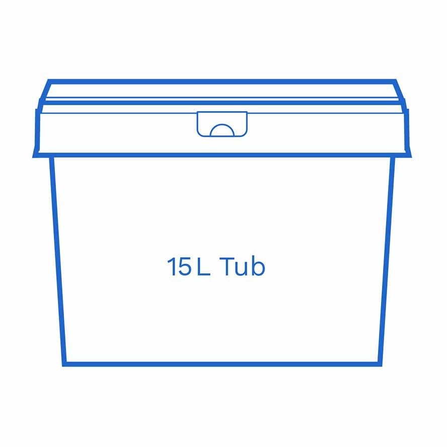 15 L Tub FSUK Hull