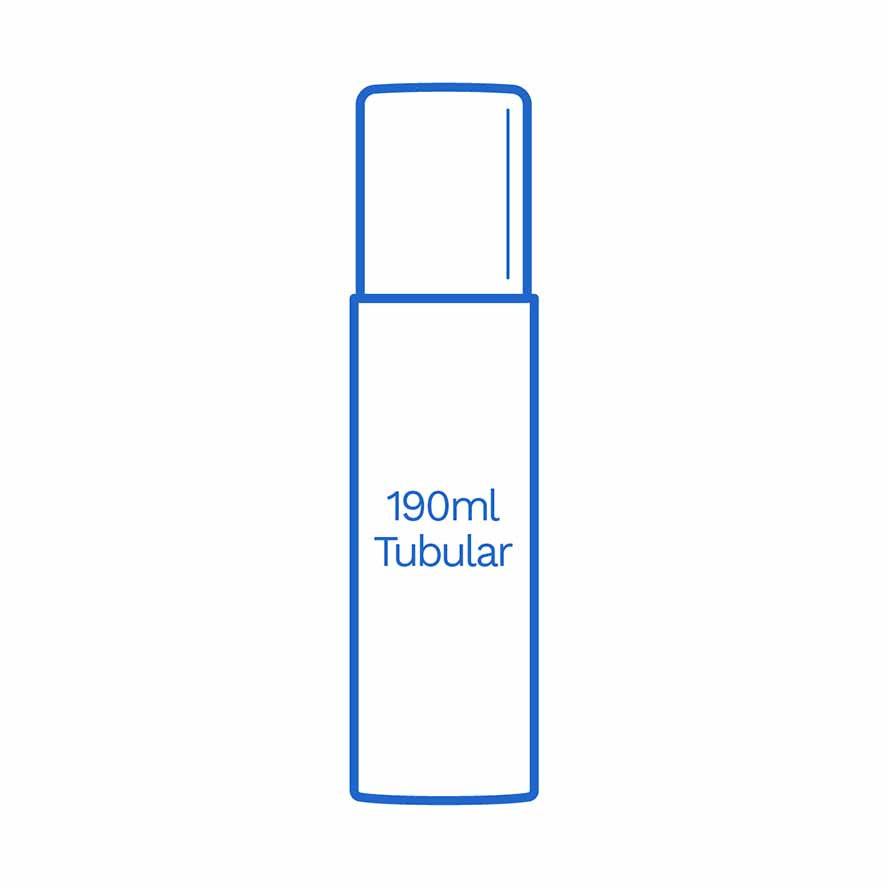 190ml Tubular FSUK Hull