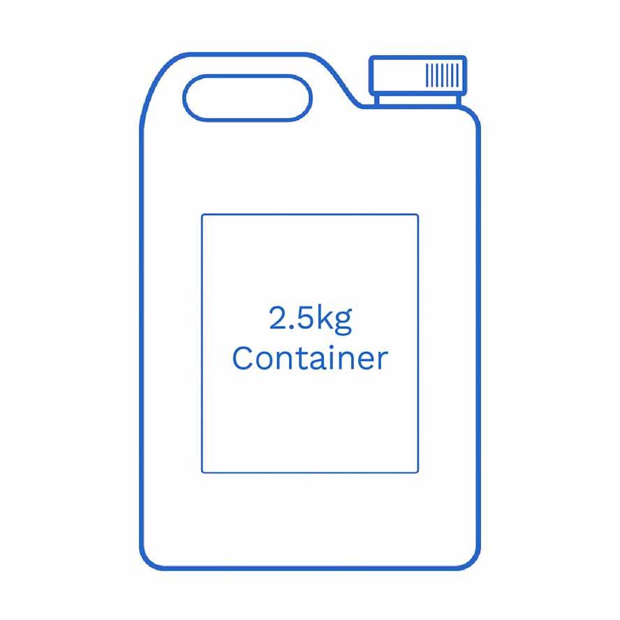 2 5kg Container FSUK Hastings