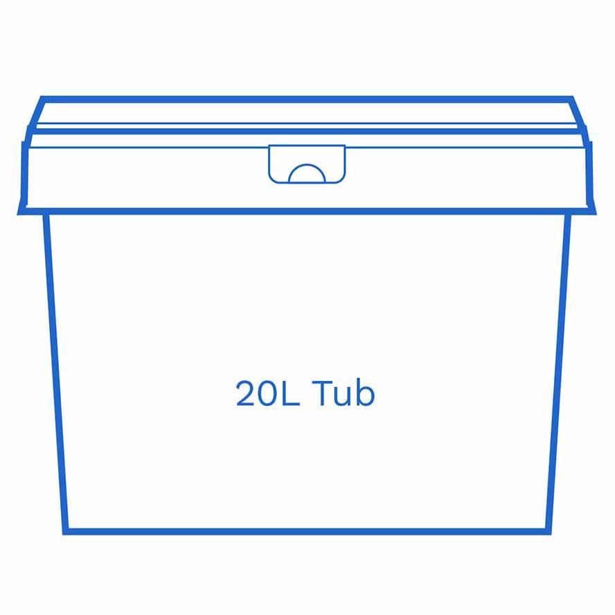 20 L Tub FSUK Hull